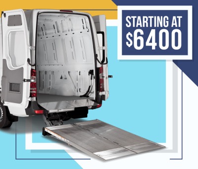 Tommy Gate Liftgate Cargo Van Cantilever Series