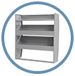 Image of Van Shelving