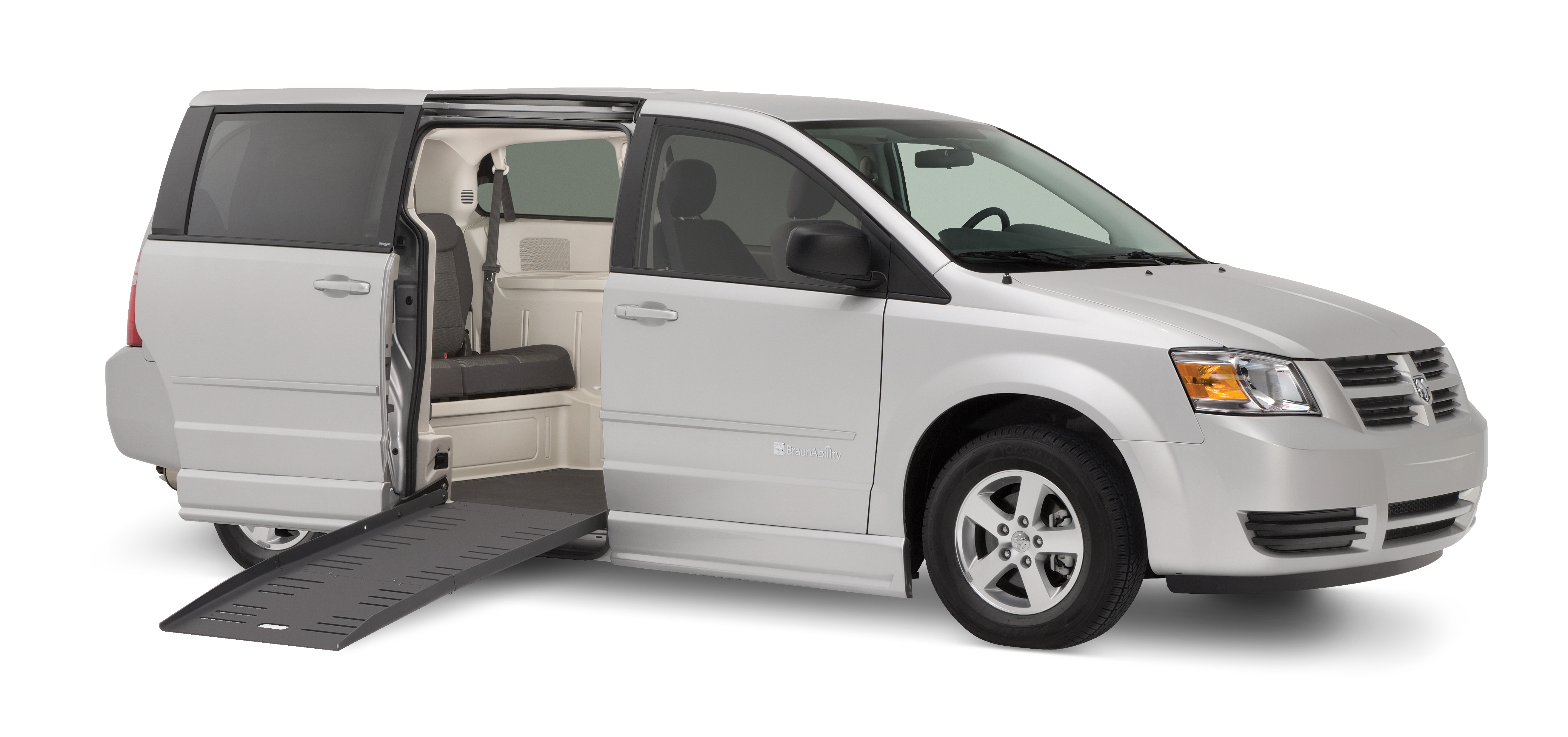 Braunability Dodge Caravan