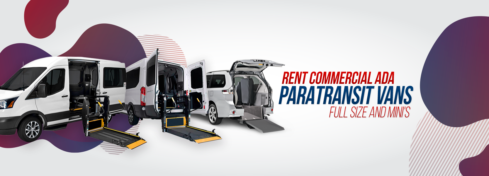 ♿ Van Products | Wheelchair Vans | Mobility Products