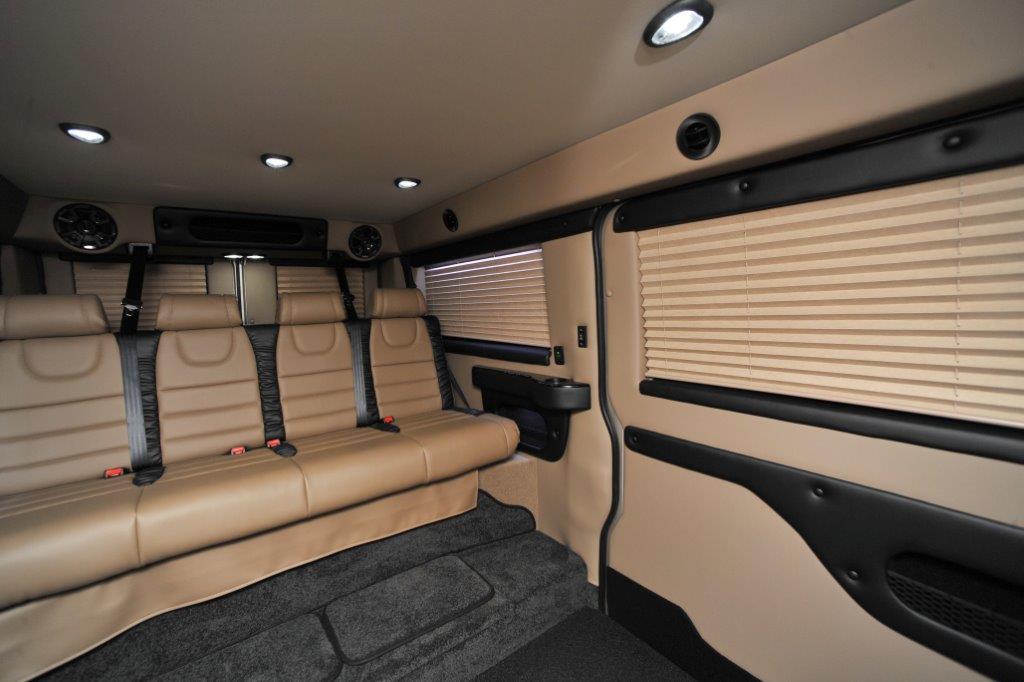 Dodge Ram ProMaster Tempest Interior