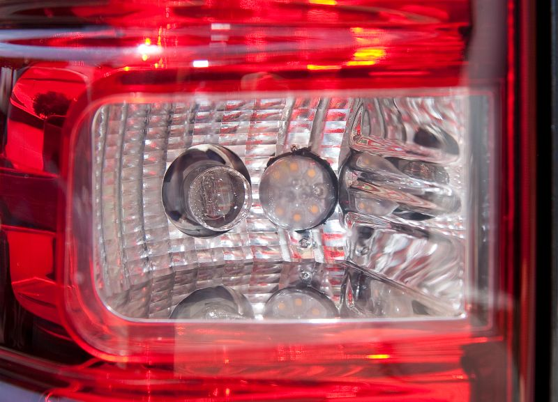 4 corner hide away strobe lights van products four corner light for commercial vehicle aloadofball Gallery