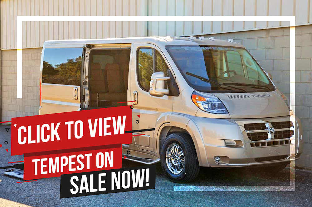 Image of Ram ProMaster Tempest