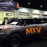braunability mxv crossover vehicle