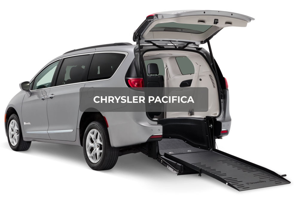 Image of Chrysler Pacifica Wheelchair Van
