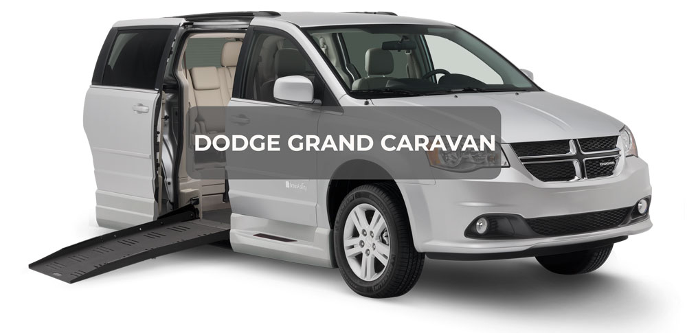 Image of Dodge Grand Caravan Wheelchair Van