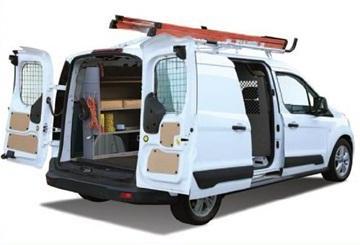 VP commercial upfit van